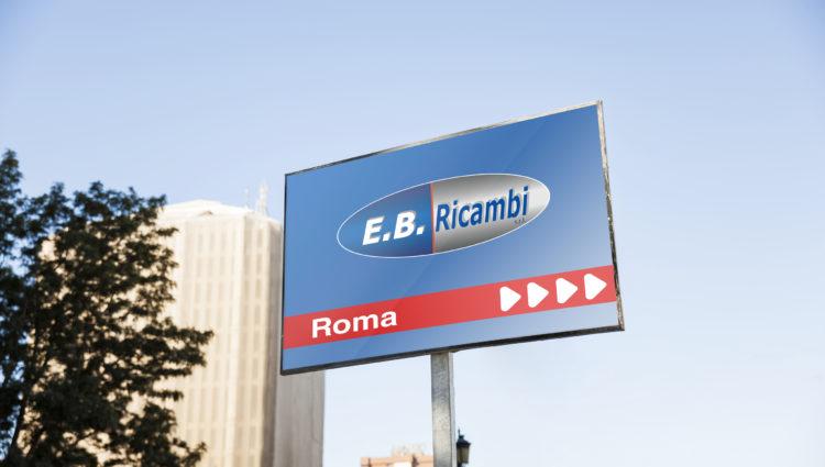 E.B. Ricambi si espande, nuova filiale ROMA