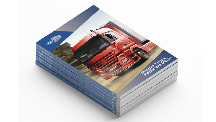 Promo Ricambi Truck Febbraio 2021